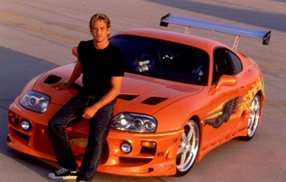 Автомобиль, на котором Уокер ездил в «Форсаже», выставят на продажу