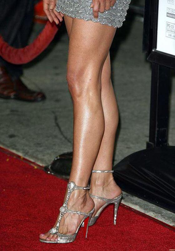 Самые некрасивые ноги звезд