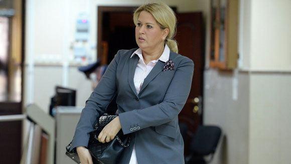 Evgeny Vasilyeva was taken into custody in the courtroom