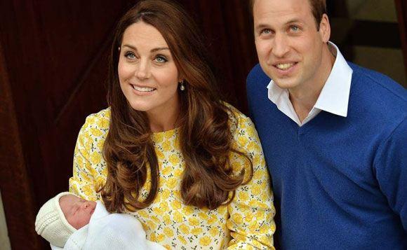 Принц Уэльский Чарльз заявил, что считает свою внучку Шарлотту прекрасной