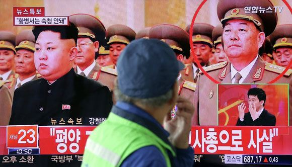 Minister of the armed forces of the DPRK was shot for sleeping at the post