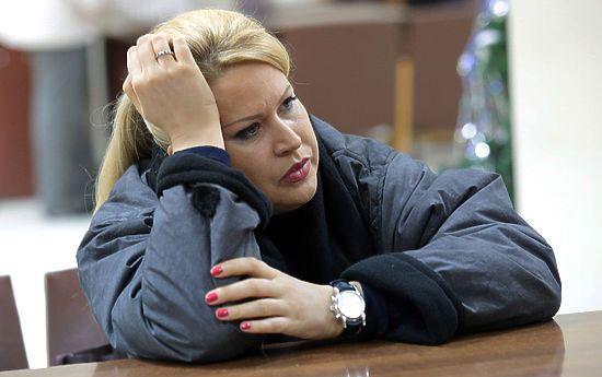 Васильева недовольна своим матрасом в СИЗО