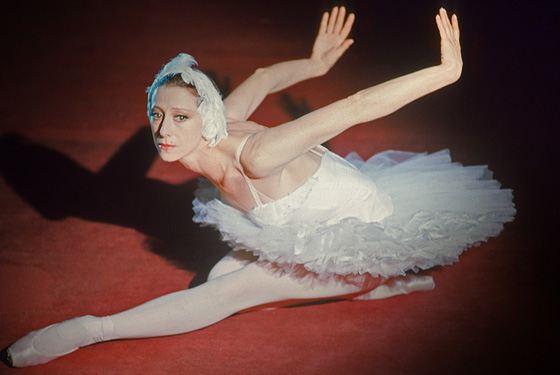 Ballerina Maya Plisetskaya