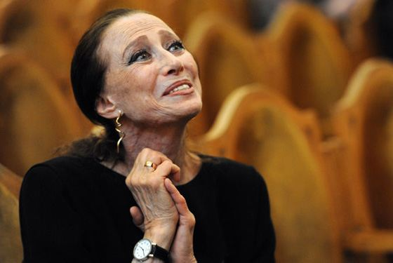 Maya Plisetskaya lived ballet until her last days