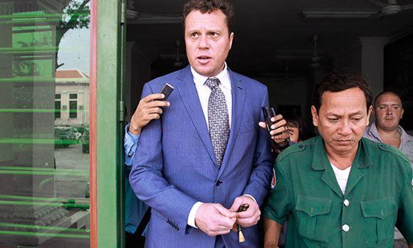 Бизнесмен Сергей Полонский был снова арестован в Камбодже