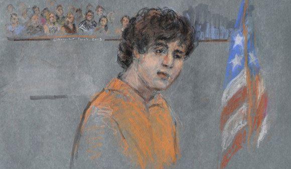 Джохара Царнаева приговорили к смертной казни за бостонский теракт