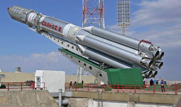Запуски «Протонов» приостановили в связи с очередной аварией