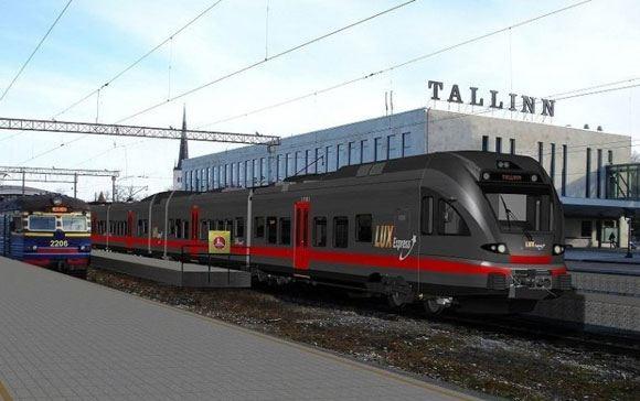 Эстонская GoRail прекращает перевозки пассажиров по маршруту Таллин – Москва