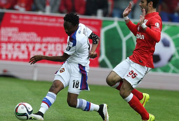 CSKA defeated Spartak in the framework of the Russian Championship