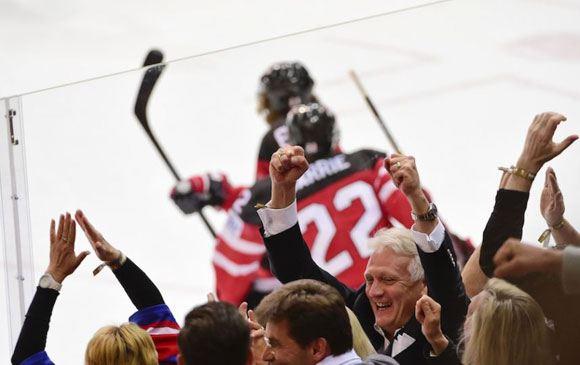 Россия со счетом 6:1 проиграла Канаде в финале ЧМ по хоккею