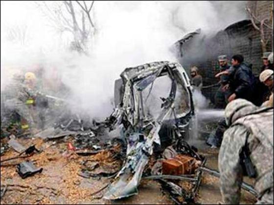 В Кандагаре совершен теракт