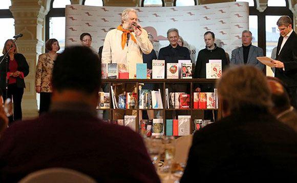 Стали известный имена авторов, попавших в финал «Большой книги»
