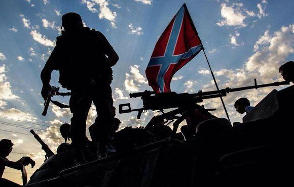Объединенный парламент Новороссии прекратил свою деятельность