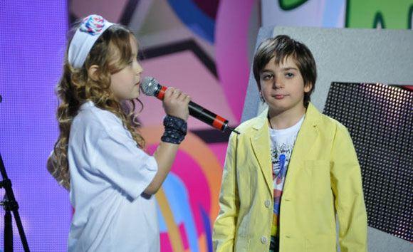 Taisiya Maslyakova tries herself as a leading concert