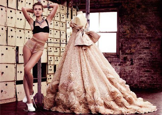 ������� �������� ��� Vogue