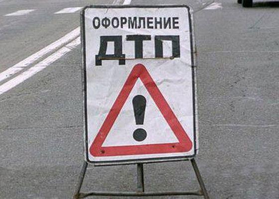 «КамАЗ» и Audi столкнулись на Луцинском шоссе