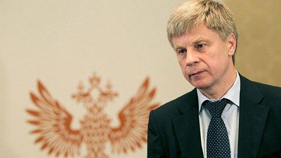 RFU President Nikolai Tolstykh was dismissed