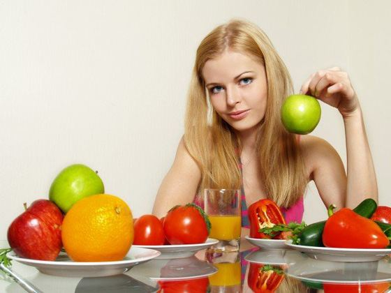 Munch out on vegetables to lose weight