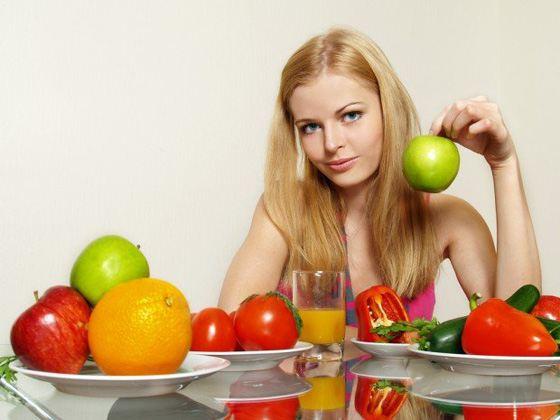 Для похудения налегайте на овощи