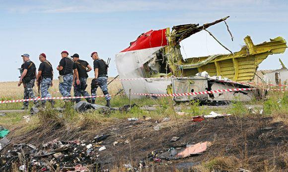 «Алмаз-Антей»: Разбившийся под Донецком «Боинг» был сбит из «Бука»