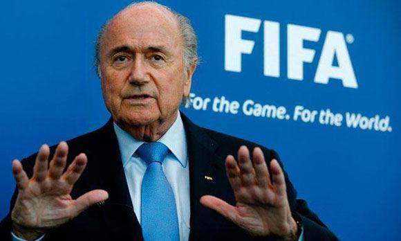 Йозеф Блаттер объявил об уходе с поста главы ФИФА
