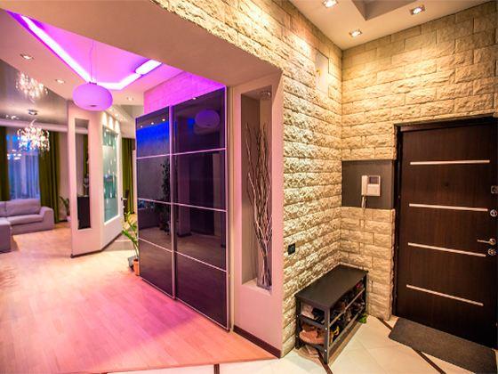 Квартиры дизайнерского стиля становятся популярны у россиян