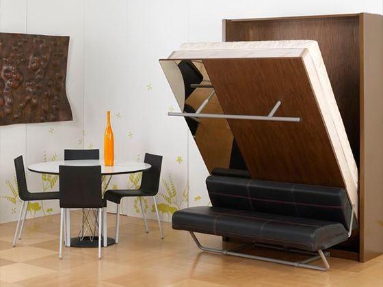 Мебель-трансформер способна преобразить даже самую небольшую квартиру