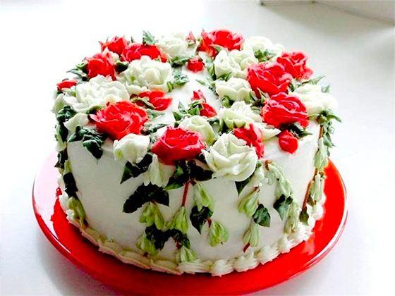 Торт на заказ – радость любого праздника