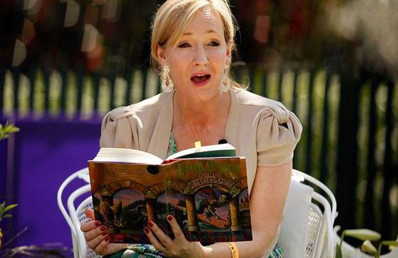 JK Rowling will create a Harry Potter spin-off script