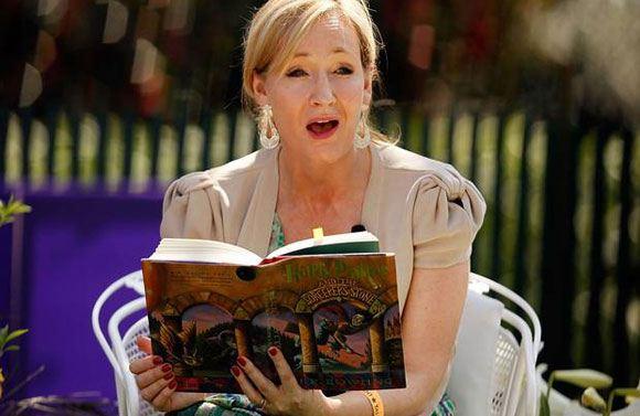 Джоан Роулинг создаст сценарий спин-оффа «Гарри Поттера»