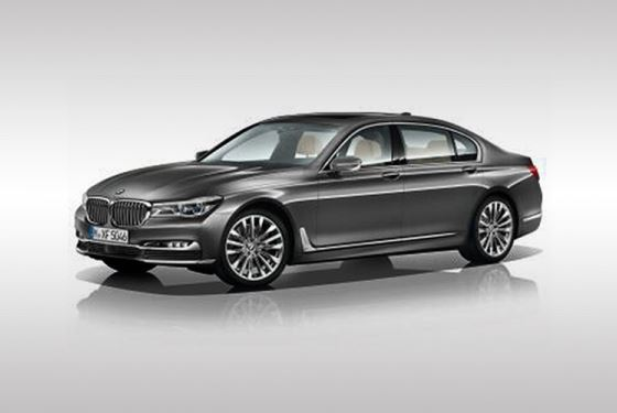 Новая Семерка от BMW