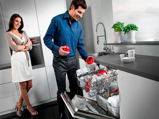 В 2014 году россияне стали чаще покупать посудомоечные машины