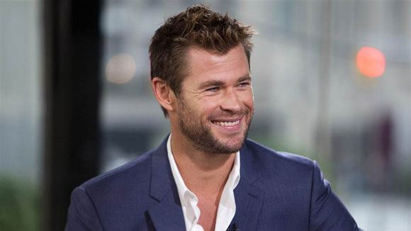 """Chris Hemsworth will play in """"Ghostbusters 3"""""""