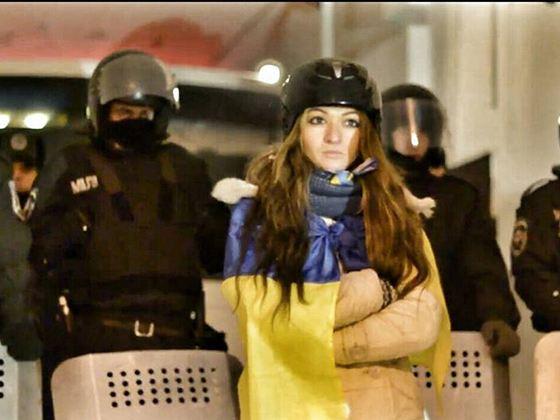 «Иди на Майдан и найди свою любовь!»