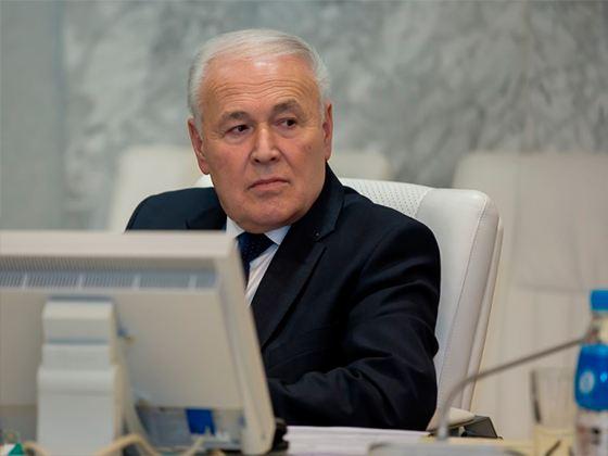 На фото: Владимир Печеный, губернатор Магаданской области