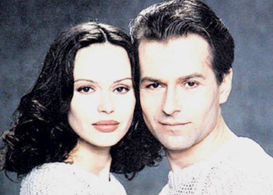 Igor Livanov and Irina Bezrukova