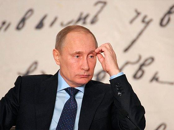 На фото: Владимир Путин