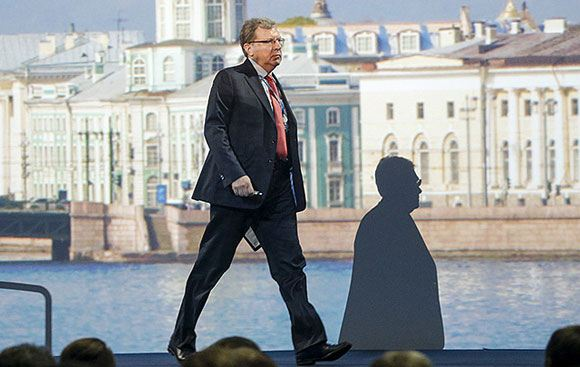 Alexei Kudrin proposed early elections, but he refused to participate