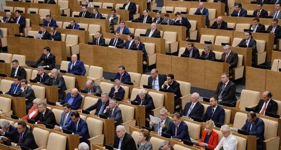 Госдума в первом чтении приняла законопроект о переносе выборов