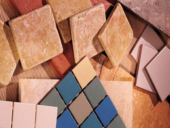 Кафельная плитка стала одним из самых популярных материалов