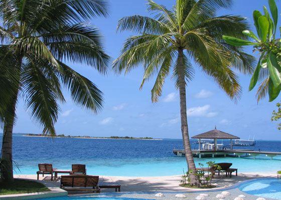 На Мальдивах есть удивительное чувство единения с природой