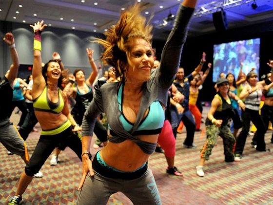 Фитнес – это отличное настроение и прекрасная форма