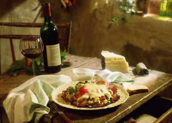 Итальянская кухня поможет вам сохранить свою фигуру