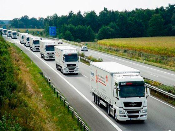 Организация автомобильных перевозок