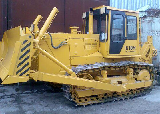 Специалисты тракторного завода создали бульдозер Б10М (МТ)