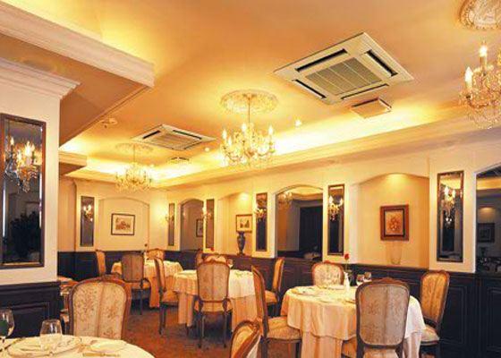Вентиляция ресторанов – это совершенно особый аспект организации зала и кухни
