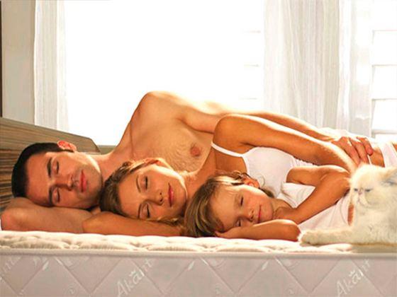 Залогом полноценного ночного отдыха является правильно подобранный матрас