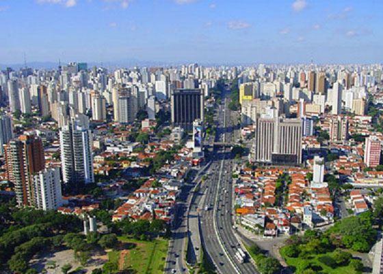 8. Сан-Пауло (20,186,000)