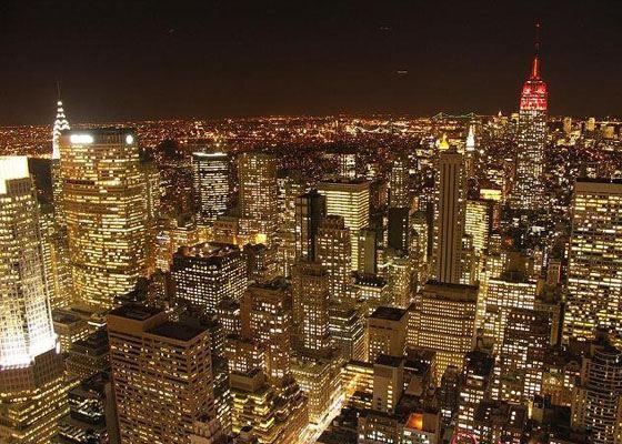7. Нью-Йорк (20,464,000)