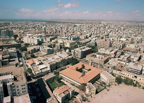 6. Карачи (20,711,000)